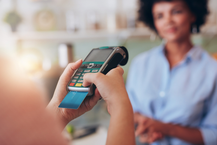 different types of credit card processing y2payment systems